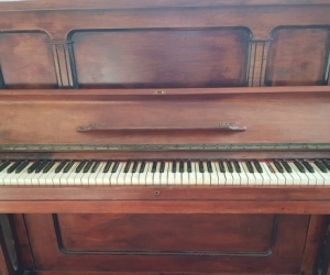 Piano for free - You must be able to pick up