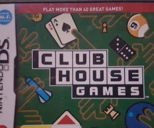 Nintendo DS - Club House Games