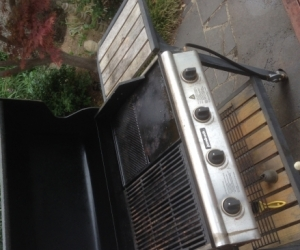 JUMBUCK Trolley Gas Barbecue