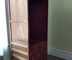 Free wardrobe closet