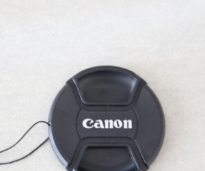 Canon 72mm lens cover