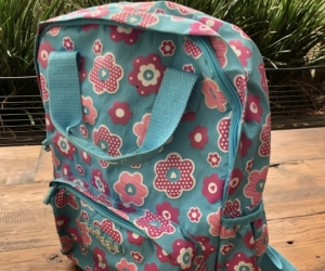 Smiggle backpack - needs strap sewn