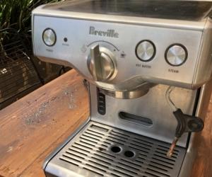 Breville Coffee Machine - needs service