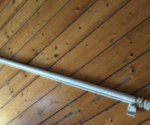 IKEA roller blind, white