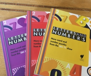 Letters and Numbers books