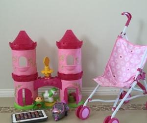 Little girls toys mixed