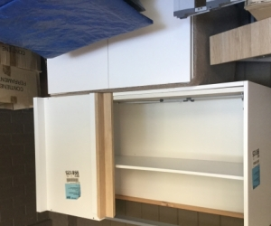 Kitchen cupboards various sizes new