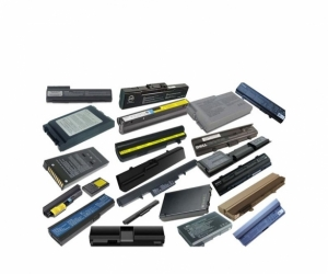 Old laptop and powertool batteries