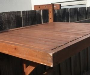 IKEA Balcony table
