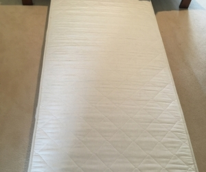 2 ikea single mattresses