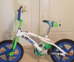 Boys 40cm bike without chain