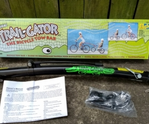 Trail-Gator (Bicycle Tow )Bar