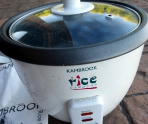 Kambrook Rice Cooker