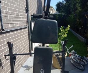 Powertrain Sports Bench (no weights)
