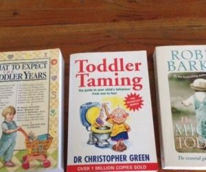 Pregnancy and Toddler Books