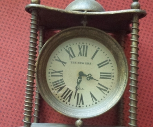 Standing clock - antique-looking