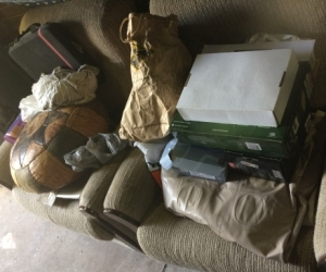 used furniture in fair condition