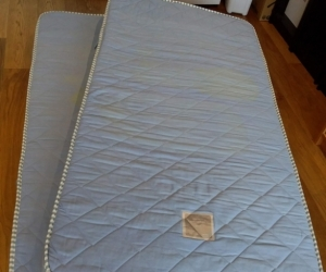 IKEA single mattress x 2 (Sultan Mansken) - local delivery available