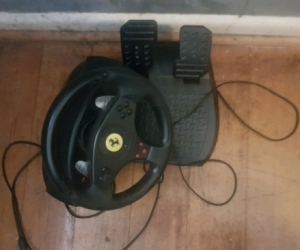 Thrustmaster gaming console