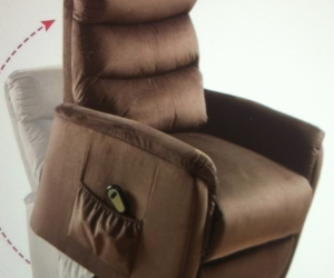 Armchair With electronic mobility aids