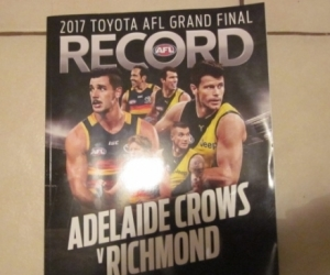 2017 AFL Grand Final Record.