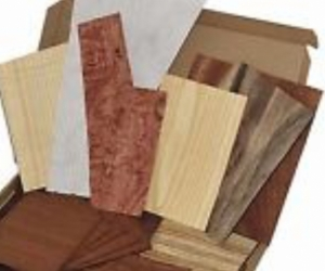 Pine or wood offcuts