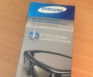 Samsung Smart TV 3D glasses FREE