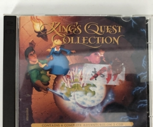 Kings Quest Collection PC Games