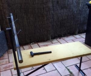 Weightlifting Bench Press Rack
