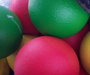 Dodge balls -pre loved