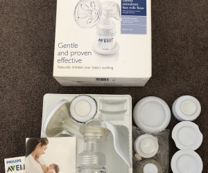Avent Isis breast pump