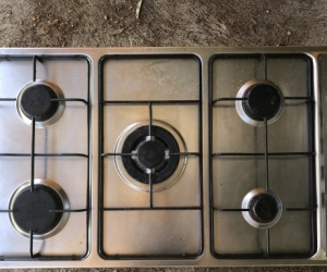 Euro Gas Cooktop