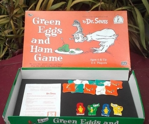 Green Eggs and Ham Game - Croydon