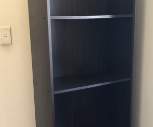 3 Bookshelves (IKEA)