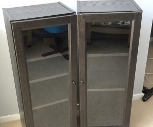 Ikea Cabinets x 4