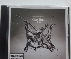 "CD  ""Coming to Terms"" by Carolina Liar"