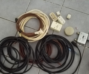 Antenna components