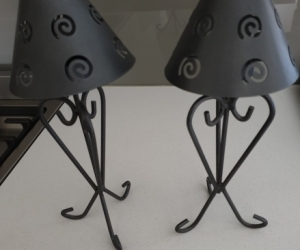 Tealight decorative holders