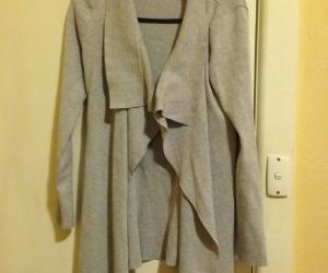 Grey Jacket Size 12