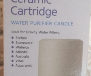 Stefani replacement ceramic cartridges