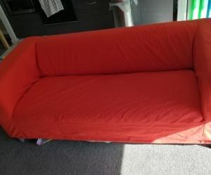Ikea two seats sofa
