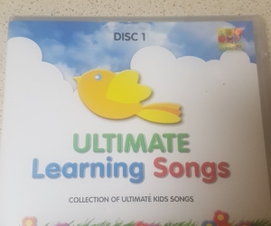 ABC Ultimate Learning Songs CD