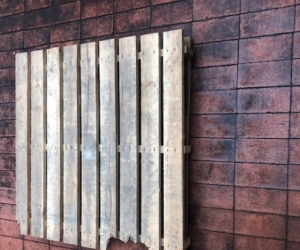 Pallet: Used Wooden