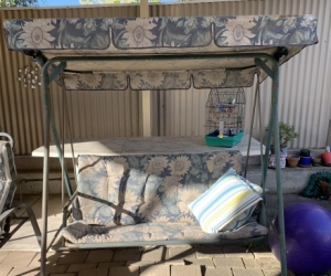 Garden Swing/Love Seat