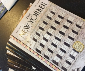 12 issues New Yorker magazine