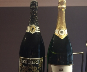 2 x Large 1.5L  Unopened Bottles of Expired Champagne For Display Only