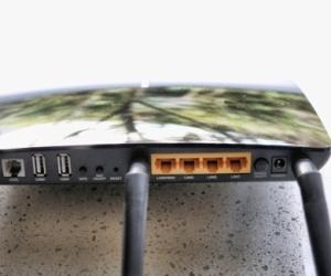 TP-Link ADSL2 Modem Router