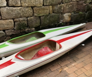 Kayak - Still Water Kayak with Steering