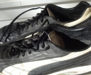 Soccer boots. Adult size 10.5 men's. Pickup Blackburn