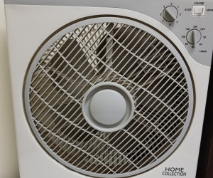 Medium sized fan - nice and compact